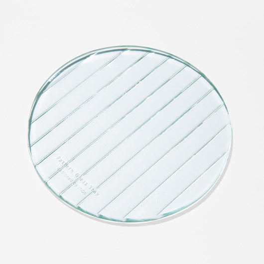 PATTERN GLASS TRAY